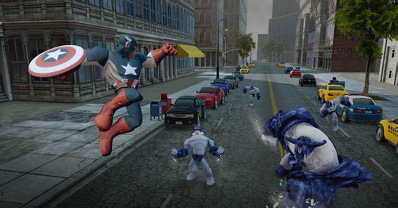 迪士尼无限漫威超级英雄什么时候出 游戏上市发售日期