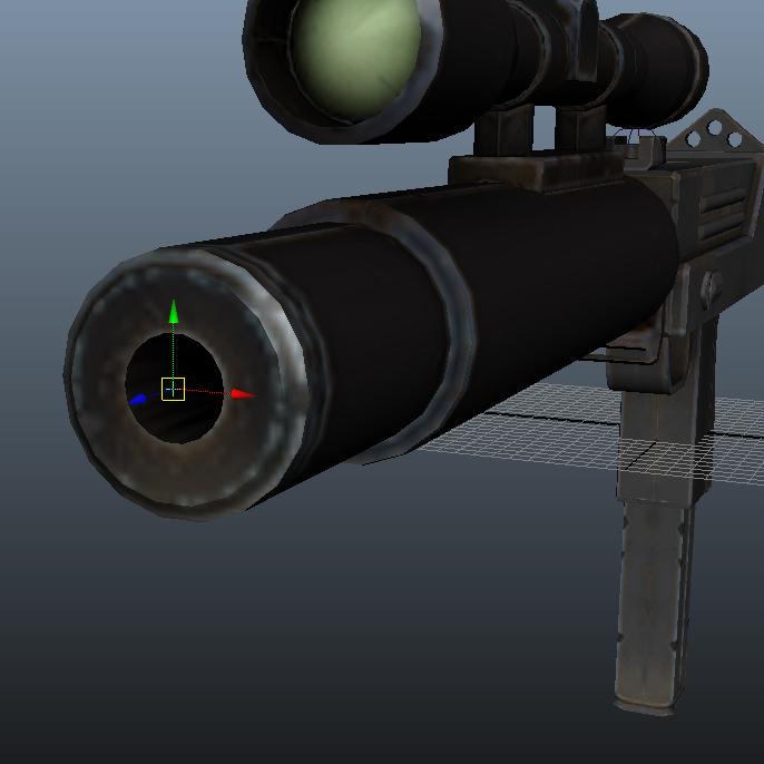 《黑道圣徒4》武器模组sdk曝光 探寻武器的内部秘密
