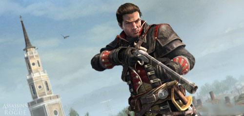 《刺客信条:叛变》最新截图公布 海尔森肯威登场