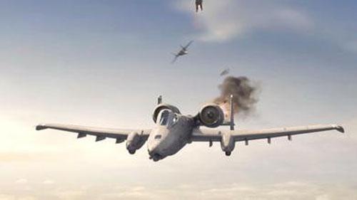 《鹰击长空2》空战格斗视频实机演示