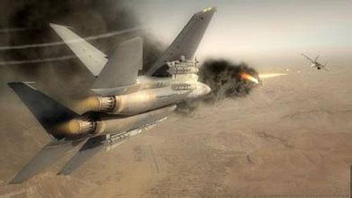 《鹰击长空2》最新三种战斗模式演示