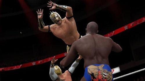 《WWE2K16》基本介绍与剧情模式挑战达成条件介绍视频攻略