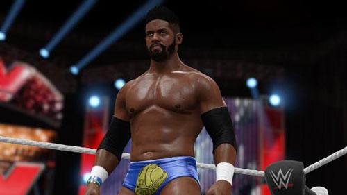 《WWE2K16》双人游戏实况视频演示 不要怂就是干