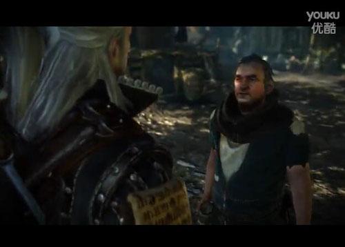 《巫师2加强版》疯狂难度 第一章05