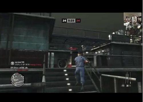 《马克思佩恩3》对战FREE AIM模式步枪的打法