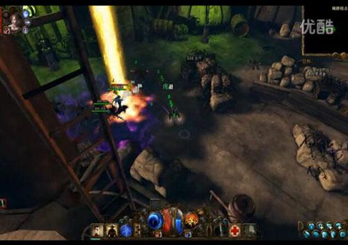 《范海辛的奇妙冒险2》符咒师试玩视频
