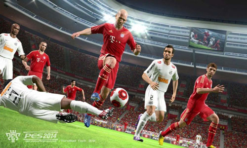 GamesCom 2013:《实况足球2014》发售日公布 新预告放出