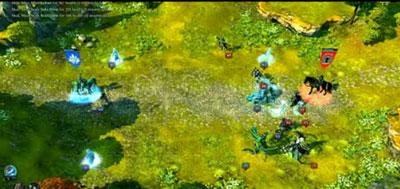 《英雄无敌6》瀛洲对墓园视频 对决模式演示