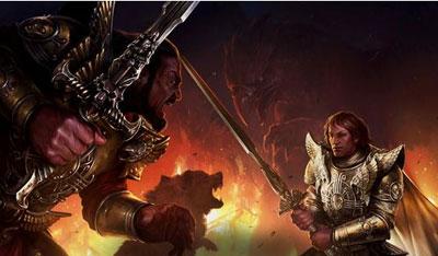 《英雄无敌6》圣堂战役最终BOSS战视频 圣堂战役BOSS战