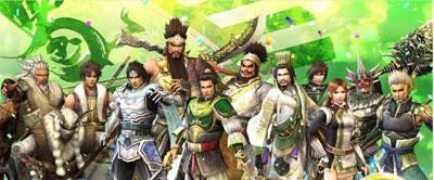 《无双大蛇z》蜀国武将动作招术说明 角色玩法大全