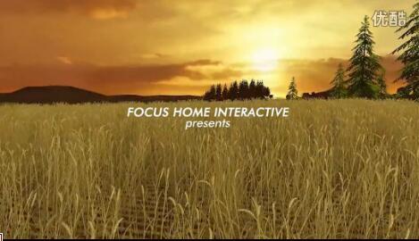 《模拟农场15》农场的一天演示视频攻略