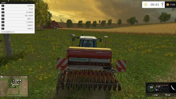 《模拟农场15》游戏解说视频攻略