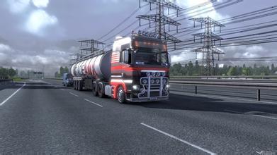 欧洲卡车模拟2快速升级金钱MOD
