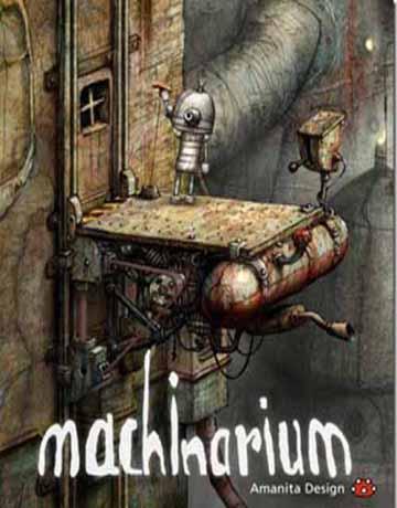 解谜游戏神作《机械迷城》8月登陆iPad与PSN