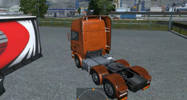英国漂洋过海到法国 欧洲卡车模拟2流程视频