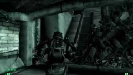 《辐射3》DLC 安克雷奇行动流程第一期