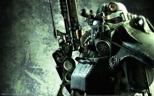 高清《辐射3》宣传开场动画视频中文字幕