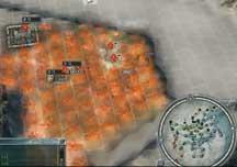 《三国志11》超级火攻视频演示 以火攻城之术