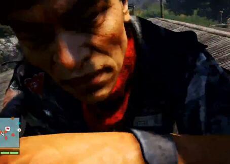 《孤岛惊魂4》最高难度全堡垒及哨站徒手暗杀演示视频