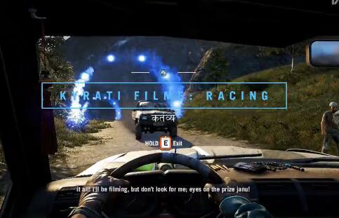 《孤岛惊魂4》联机模式越野赛演示视频攻略