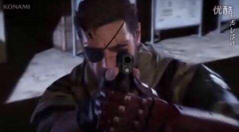 合金装备5:幻痛 E3高清预告片