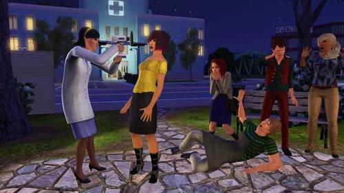模拟人生3小人怎么杀死 模拟人生3四种死亡方法介绍
