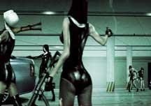 《杀手5》超酷预告CG 性感修女与光头哥的故事