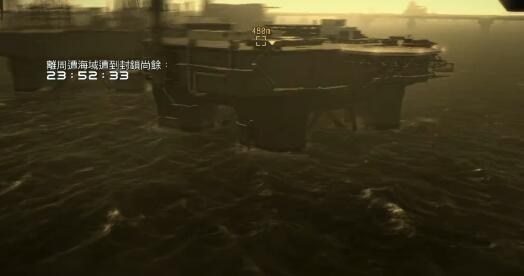 《合金装备5:幻痛》封桥连环雷过法视频攻略
