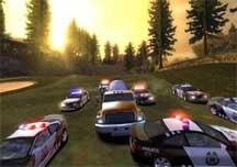 《极品飞车9》城市道路狂飙视频 极速勇斗警察