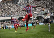 《FIFA15》官方赛季最佳进球视频集锦