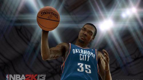 《NBA 2K13》最新预告:乔丹PK科比