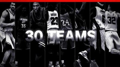 《NBA 2K13》首支带感说唱预告片 劲爆扣篮欣赏
