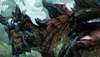 《怪物猎人X》盾斧荒钩爪LV10视频