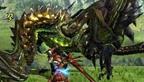 《怪物猎人X》金雷公雷狼龙世界首杀视频 怪物猎人X金雷公打法演示视频