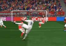 《实况足球2016》十大神仙球视频赏析