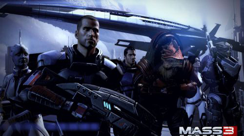 《质量效应3》最后2个DLC公布 三部曲完美收官