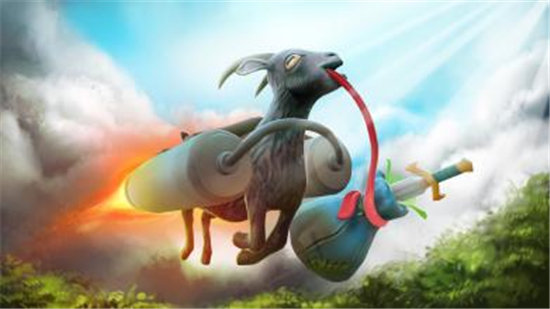 模拟山羊怎么玩 模拟山羊碉堡玩法图文详解