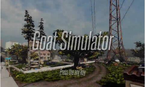 模拟山羊娱乐解说视频第一期