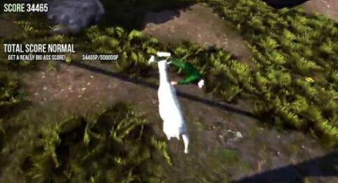 模拟山羊娱乐解说视频第四期