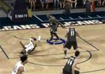 《NBA2K15》搞笑失误视频集锦 游戏版囧系列视频