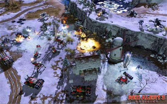 名作不能尽毁 EA应制作《红色警戒4》的深度分析