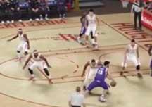 《NBA2K15》火箭VS国王比赛视频演示