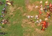 《英雄无敌5》野蛮人大战终极地狱兵海视频演示