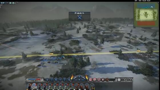 拿破仑全面战争游戏试玩解说视频