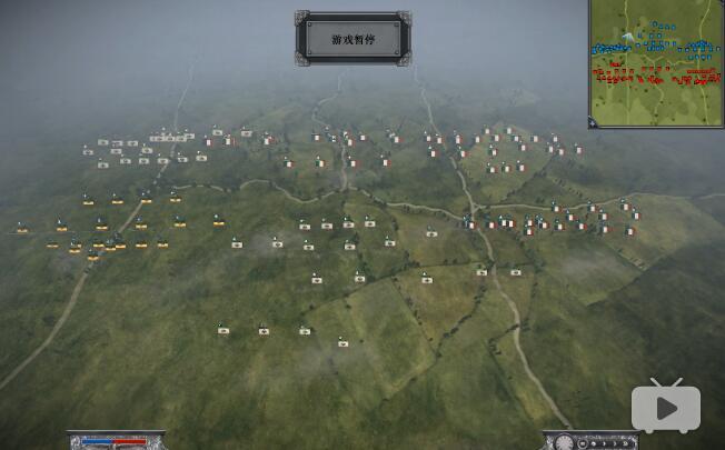 拿破仑全面战争草地团战的常识和实用技巧