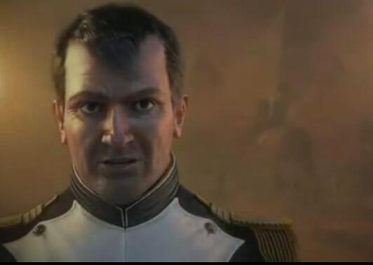 拿破仑全面战争片头开场动画