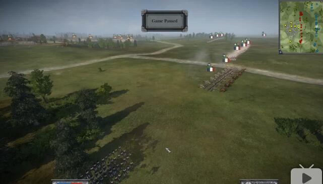 拿破仑全面战争 法国VS威尼斯 满编VS满编