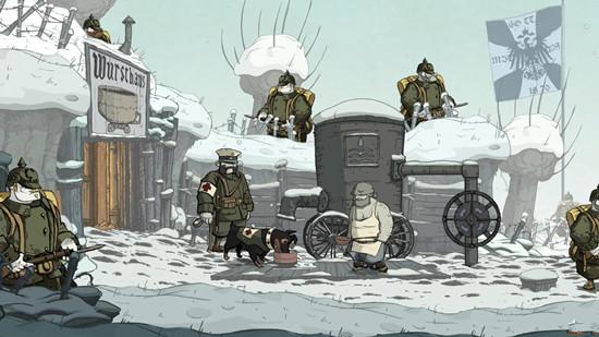 勇敢的心世界大战 第三章野罂粟花园视频攻略解说