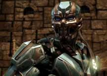 真人快打X试玩视频 三体机器人泰利博格是个谜
