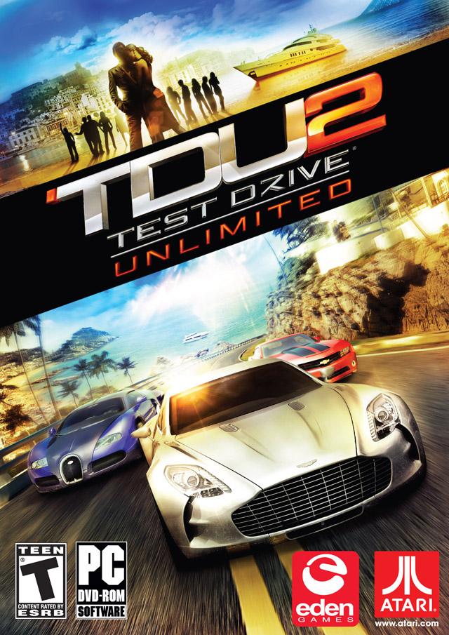 赛车游戏大作《无限试驾2》正式发布